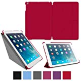 rooCASE Apple iPad Air Custodia Case - Ultra sottile Smart Cover supporto verticale / orizzontale stand Tablet...
