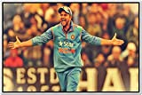 Shopolica Suresh Raina Indian Cricket Player Poster (Suresh-Raina-3172)