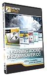 Learning Adobe Dreamweaver CC - Training DVD