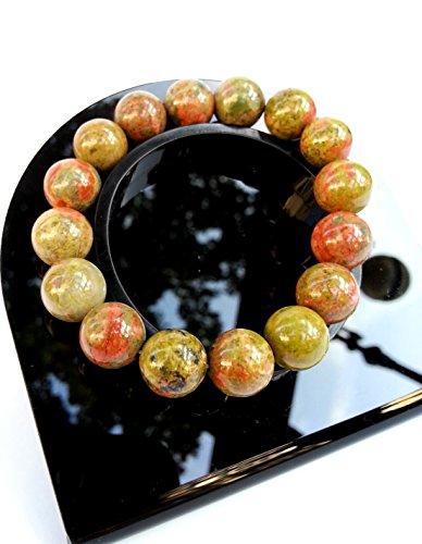 bracelet-en-unakite-lithotherapie-bijoux-mineral-pour-femme-en-pierre-naturelle