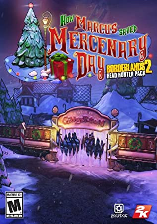 Borderlands 2 - Headhunter 3: How Marcus Saved Mercenary Day [Online Game Code]