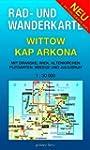 Rad- und Wanderkarte Wittow, Kap Arko...