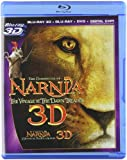 The Chronicles of Narnia: The Voyage of the Dawn Treader 3D [Blu-ray 3D + Blu-ray + DVD + Digital Copy]  (Bilingual)