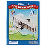 Magic Puzzle - The Wright Flyer 3D Puzzle