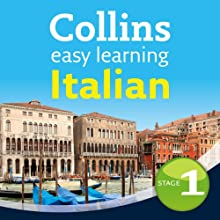 Italian Easy Learning Audio Course Level 1: Learn to speak Italian the easy way with Collins (       UNABRIDGED) by Clelia Boscolo, Rosi McNab Narrated by Collins