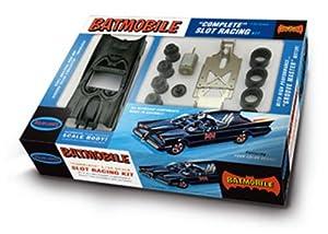 BATMAN BATMOBILE COMPLETE SLOT RACING KIT