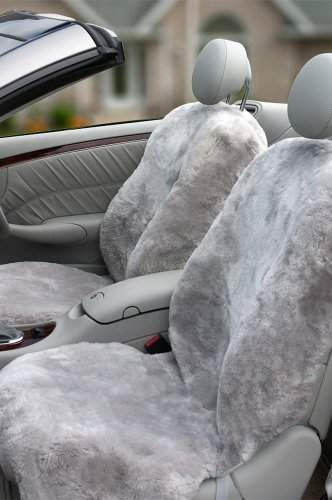 Sheepskin Carseat Covers front-885477