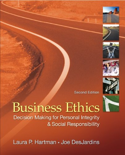 Write an essay on ethics and society.?