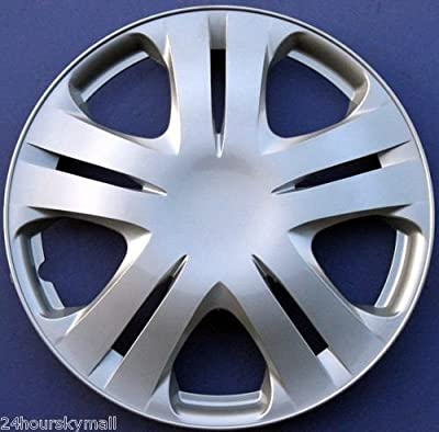 "15"" Set of 4 Hubcaps Honda Fit Wheel Covers Design Are Universal Hub Caps Fit Most 15 Inch Wheels"