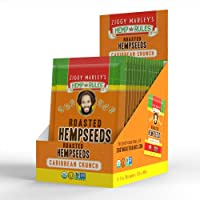 Roasted Hempseeds, Organic - Caribbean Crunch, 1.1-oz/12-pack