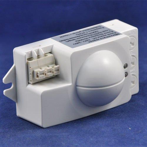 Ac220V-240V 50/60Hz 5.8Ghz Frequency 3Secs-4Mins Time Setting Led Indicator Wall Type Microwave Radar Sensor Switchkingneonlux