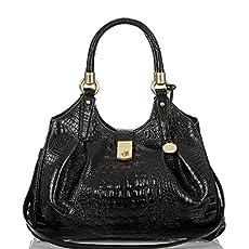 Elisa Hobo Bag<br>Black Melbourne