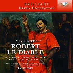 """Robert le diable, Act 2: """"En vain j'esp�re un sort prosp�re"""" (Isabelle)"""