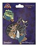 Disney Pin - Lanyard Medal and Pin Set - Agent P and Dr. Doofenshmirtz - 93524