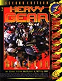 img - for Heavy Gear Rulebook, 2nd Edition (Dream Pod 9) book / textbook / text book