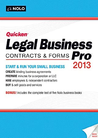Quicken Legal Business Pro 2013 [Download]