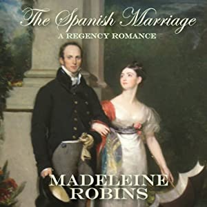 The Spanish Marriage Hörbuch