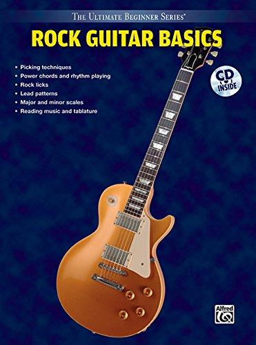 Ultimate Beginner Rock Guitar Basics