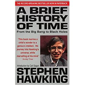 A brief history of time: from he big bang to black holes