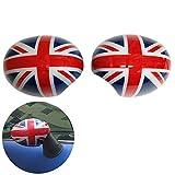 BMW ミニ クーパー MINI COOPER サイド ミラー カバー R55 R56 R58 R57 R59 R60 R61 用 イギリス 国旗 ユニオンジャック