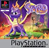 Spyro The Dragon - Platinum (PS)
