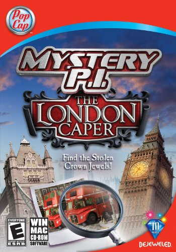 Mystery P.I. - The London Caper [Online Game Code]
