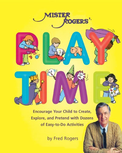 Mister Rogers' Playtime back-500324