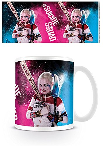 Harley Quinn Suicide Squad Mazza da baseball Posa caffè ufficiale tazza