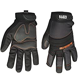 Klein Tools Cold Weather Pro Gloves 40213