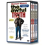 The Awful Truth - The Complete DVD Set (Seasons 1 & 2) ~ Michael Moore