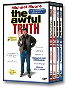 The Awful Truth - The Complete DVD Set (Seasons 1 & 2)