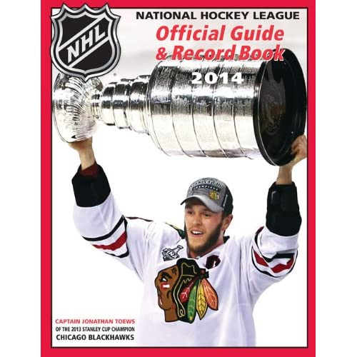The-National-Hockey-League-Official-Guide-Record-Book-2014-National-Hockey-Lea