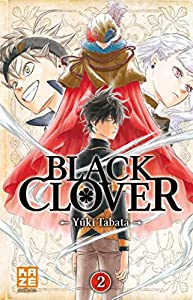 Black Clover Edition simple Tome 2