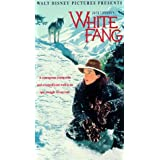 White Fang [VHS] ~ Ethan Hawke