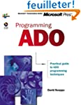 Programming ADO. Edition with CD-ROM