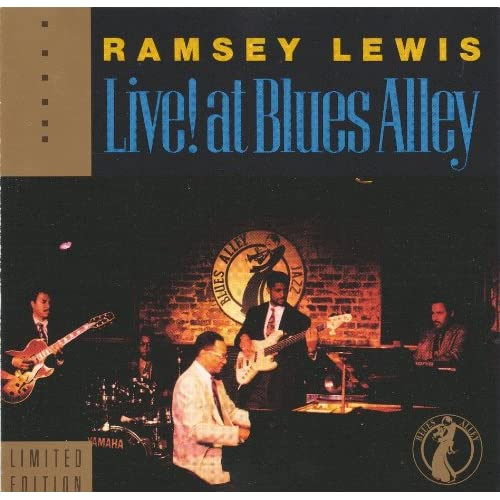 Amazon.com: Ramsey Lewis: Ramsey Lewis: Live At Blues