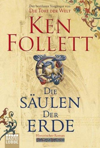Buchseite und Rezensionen zu 'Die Säulen der Erde' von Ken Follett