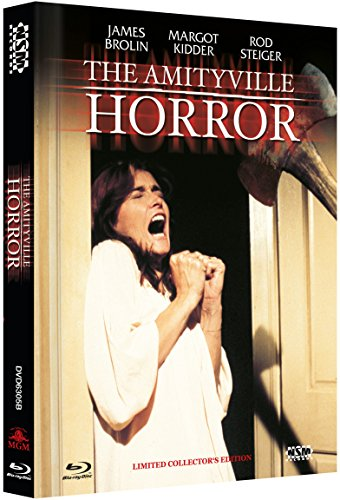 Amityville Horror 1979 - uncut [Blu-Ray+DVD] auf 500 limitiertes Mediabook Cover B [Limited Collector's Edition] [Limited Edition]