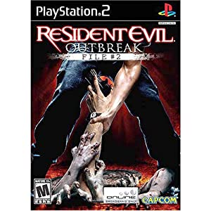 51ZF7C8C2BL. SL500 AA300  Download Resident Evil: Outbreak File # 2 2005   PS2