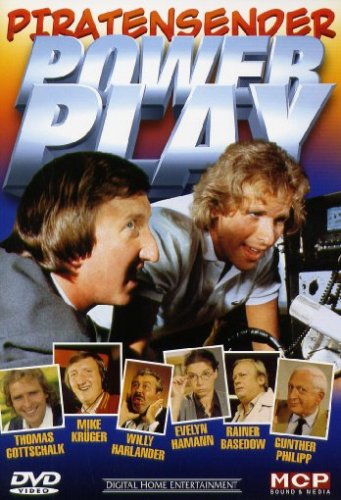 Piratensender Powerplay, DVD