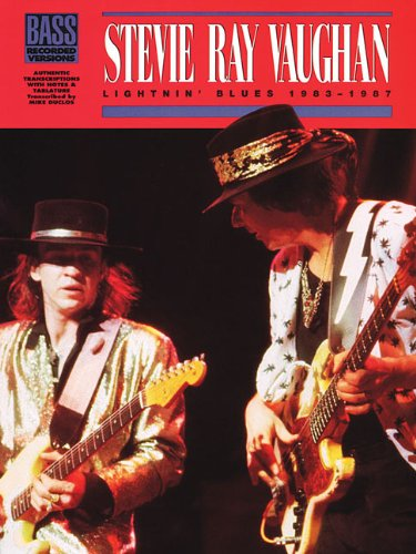 Stevie Ray Vaughan - Lightnin' Blues 1983-1987* (Bass) (Bass Recorded Versions)