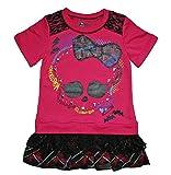Monster High Big Girls Skullette Pullover Fashion Sweatshirt
