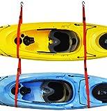Malone Auto Racks SlingTwo Double Kayak Storage System