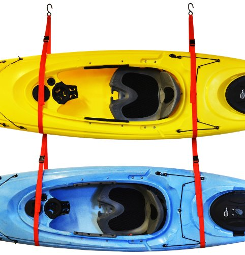 Malone Auto Racks SlingTwo Double Kayak Storage