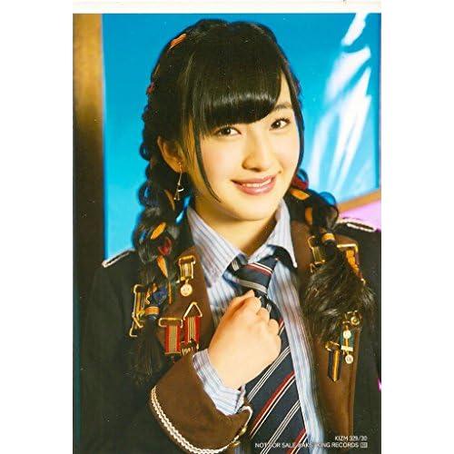 AKB48 公式生写真 Green Flash 通常盤封入特典 【田島芽瑠】 HKT48