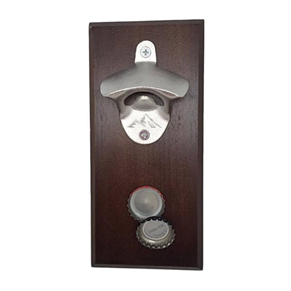 Wall Mounted Magnetic Bottle Opener A Fun Easy To Use