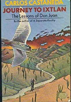 "Cover of ""Journey to Ixtlan: The Lessons ..."