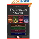 The Jerusalem Quartet: Sinai Tapestry, Jerusalem Poker, Nile Shadows, and Jericho Mosaic