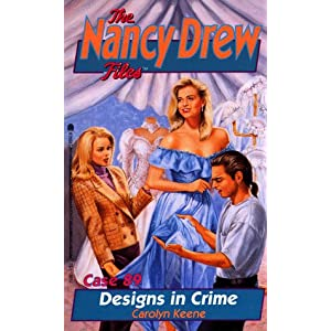 DESIGNS IN CRIME (NANCY DREW FILES 89) Carolyn Keene