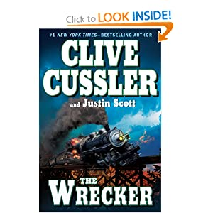 The Wrecker - Clive Cussler
